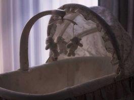 Babyzimmer-Vorhänge (Foto: Pixabay)
