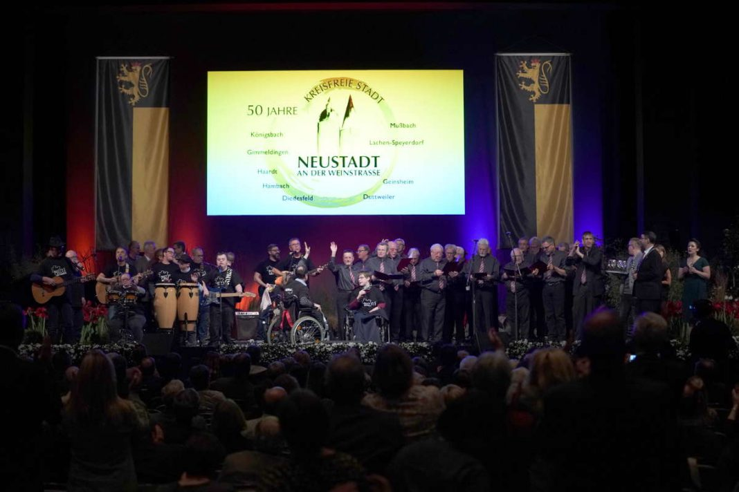 Neustadt Neujahrsempfang 2019 (Foto: Holger Knecht)
