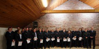 Lambrecht Feuerwehr Jahreshauptversammlung 2019 (Foto: Holger Knecht)