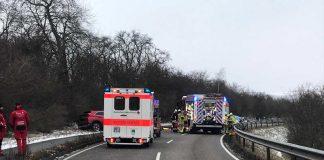 Verkehrsunfall Schallodenbach