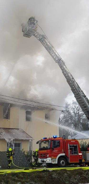 Artikel: Todesopfer bei Wohnungsbrand