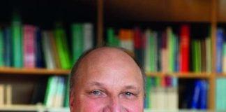 Chefarzt Prof. Dr. Grüne (Foto: Marienhaus Klinikum Hetzelstift Neustadt/Weinstraße)