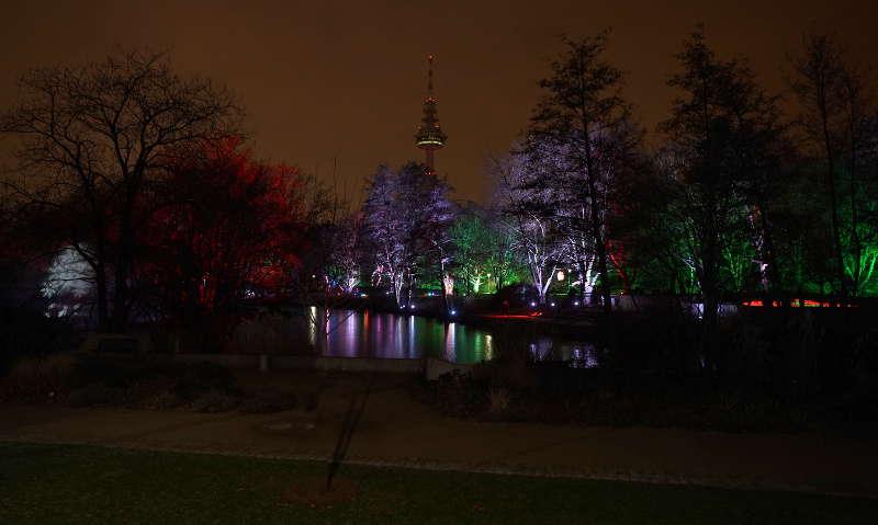 Mannheim Winterlichter 2019 (Foto: Holger Knecht)