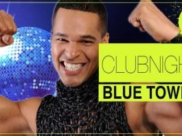 Blue Tower Clubnight Ü30