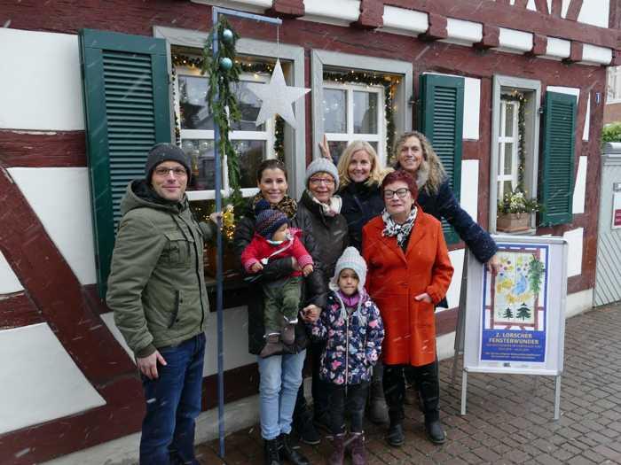 Die Gewinner Foto: Stadt Lorsch