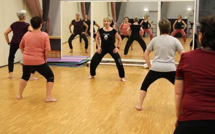Aroha - ein weiterer Fitnesstrend -Wer Interesse hat wendet sich an die teilnehmenden Verein