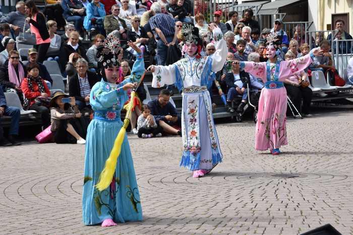 Das traditionelle Hopfenfest ist eines der Highlights im Haguenauer Veranstaltungskalender. (Quelle: Stadt Landau in der Pfalz)
