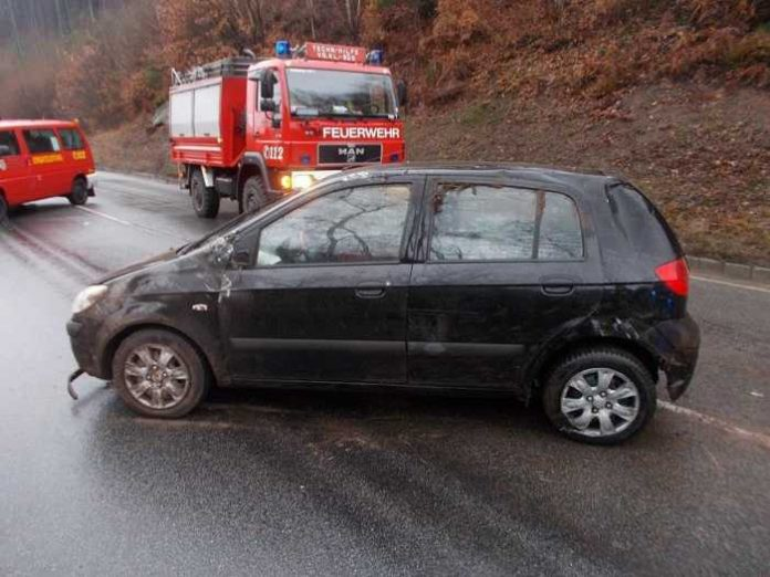 Krickenbach: Schwerer Unfall am Walzweiher