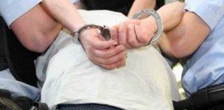 Symbolbild, Polizei, Verhaftung
