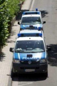 Symbolbild, Polizei, Einsatz, Mannschaftswagen