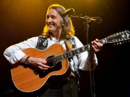 Die legendäre Stimme von Supertramp - Roger Hodgson - Credit: dRH Pechanga 2-24-12 LG@RBK Entertainment © Rob Shanahan