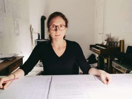 Rebecca Saunders (Quelle: Rebecca Saunders / ©EvS Musikstiftung)