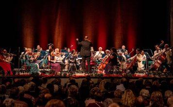 Eisenberg Johann Strauss Orchester 2019 (Foto: Helmut Dell)