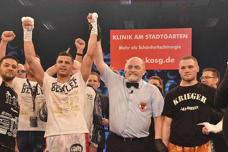 Karlsruhe Battle (Foto: LT)