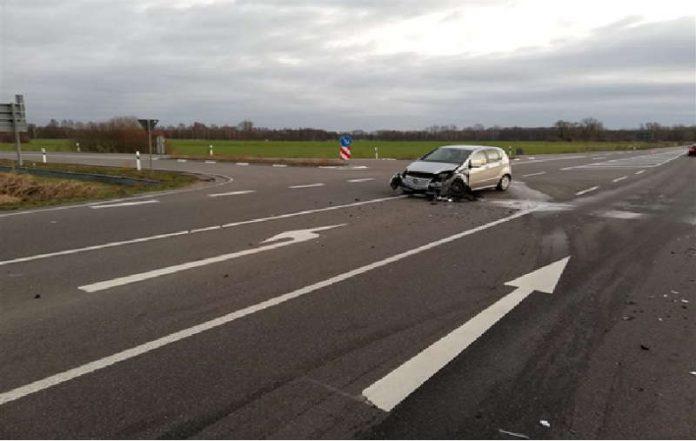 Verkehrsunfall (Foto: Polizei RLP)