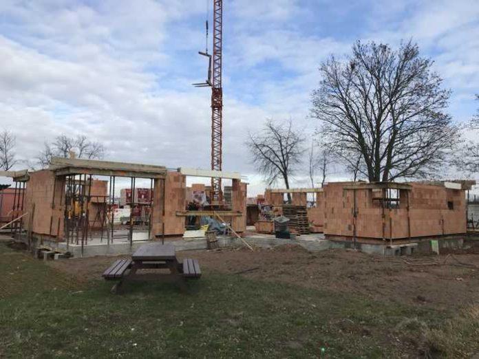 Gäuschule Mensa Baustellenbesuch - Quelle: KV SÜW