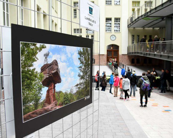 Impression Pirmasenser Fototage 2017/Atrium Rheinberger (Foto: Rüdiger Buchholz)