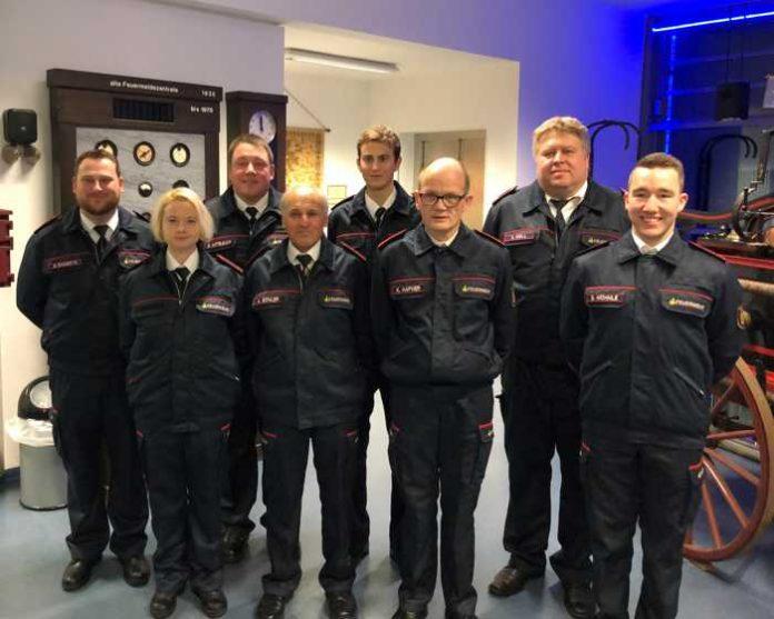 Jahreshauptversammlung - Freiwillige Feuerwehr Weinheim