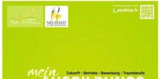 Ausbildungsatlas für Schülerinnen und Schülter (Quelle: Kreisverwaltung Bad Dürkheim)