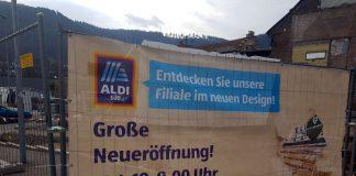 Hinweis am Gelände (Foto: Holger Knecht)