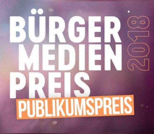 Bürgermedienpreis 2018 (Foto: OK)
