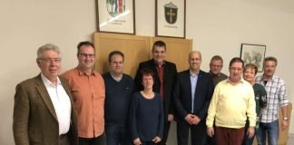 Die Vorstandschaft der CDU Esthal (Foto: CDU)