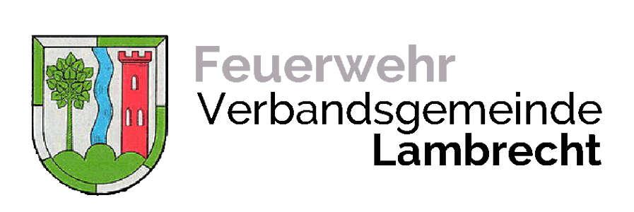 Logo Feuerwehr VG Lambrecht