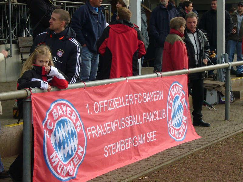 Fans FC Bayern München (Foto: Hannes Blank)
