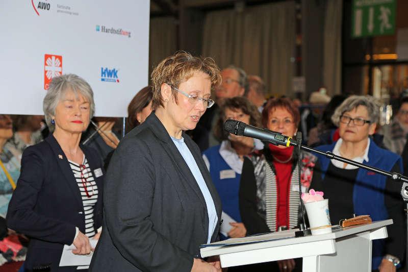 Erste Bürgermeisterin Gabriele Luczak-Schwarz (Foto: Klaus Eppele)