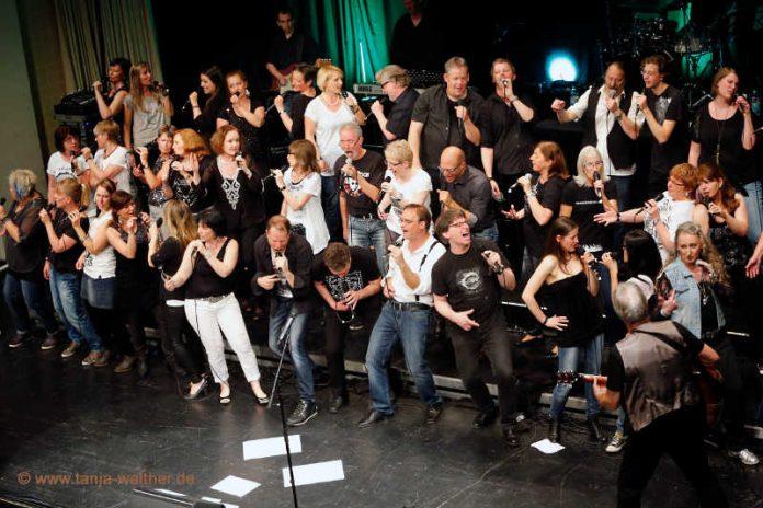 HeartChor Kaiserslautern, Foto: Chor/Andy Dodt