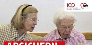 """Petition """"Eigenanteil bei stationärer Pflege begrenzen!"""" (Quelle: AWO Pfalz e.V.)"""