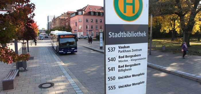Mit der Neuausschreibung des Stadtlinienbündels im Jahr 2021 will die Stadt Landau ihr ÖPNV-Angebot deutlich ausweiten. (Quelle: Stadt Landau in der Pfalz)