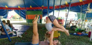 Jedes Jahr ein großer Spaß: Die Zirkuswoche der Landauer Jugendförderung in den Sommerferien.(Quelle: Stadt Landau in der Pfalz)