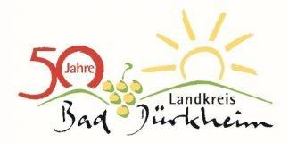 Logo 50 Jahre Landkreis Bad Dürkheim