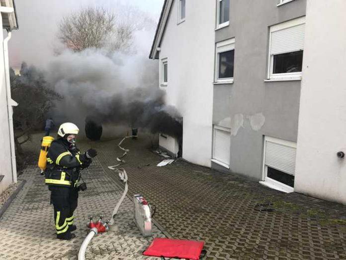 Ruppertsweiler_Wohnungsbrand - Keine Verletzten