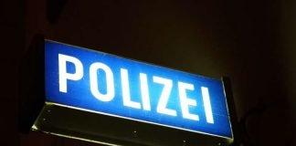 Symbolbild, Polizei, Wache, Leuchtschild (Foto: Holger Knecht)