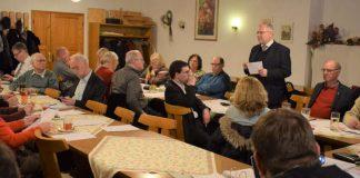 38 Stimmberechtigte Mitglieder sowie 4 Gäste waren bei der öffentlichen Mitgliederversammlung anwesend. (Foto: CDU Haßloch, Jürgen Vogt)