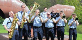 Men in Blue (Foto: Polizei RLP)
