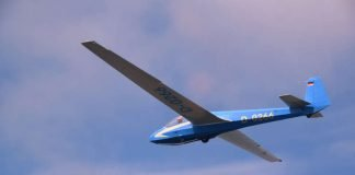Segelflugzeug (Foto: Marcel Blank)