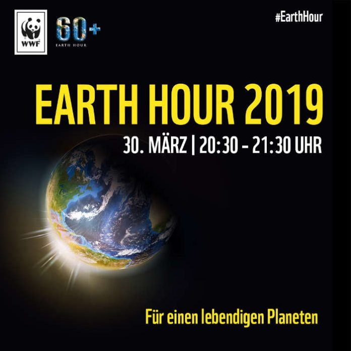 Earth Hour 2019 (Quelle: WWF)