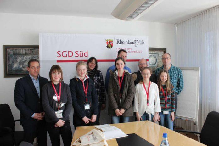 Gruppenfoto (Foto: SGD Süd)