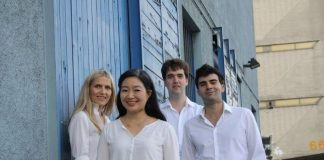 Gémeaux Quartett (Foto: Helge Zucker-Nawrot)