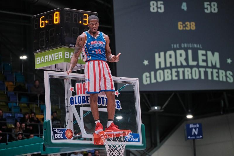 Harlem Globetrotters Frankfurt 2019 (Foto: Torsten Reitz)
