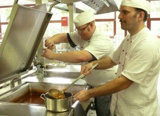 Küche Bezirksverband