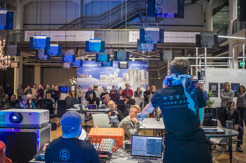 MusicTechFest (Foto: Andrew Dubber)