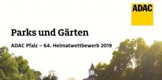 """Titelseite des Teilnehmerheftes """"64. Heimatwettbewerb 2019"""" (Foto: ADAC Pfalz e.V.)"""