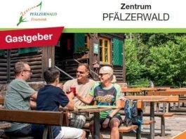 Gastgeberliste Pfälzerwald (Quelle: Zentrum Pfälzerwald Touristik)