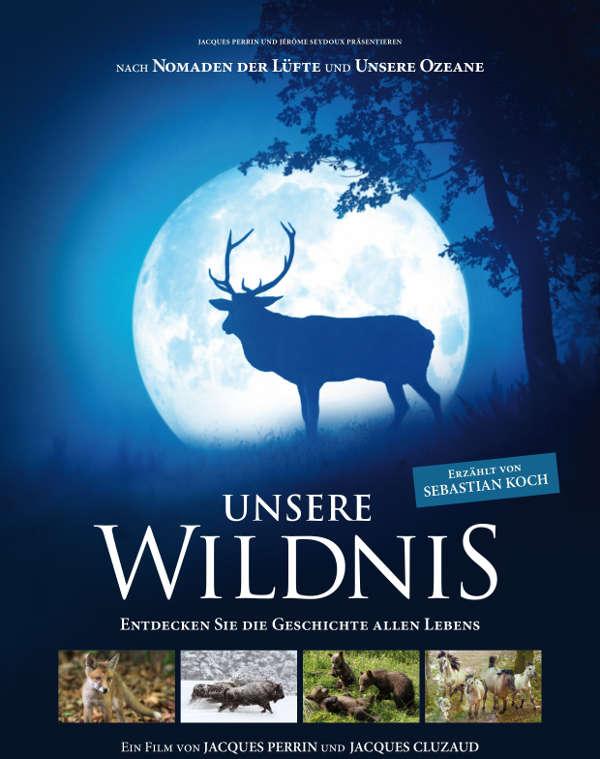 """Plakat """"Unsere Wildnis"""""""