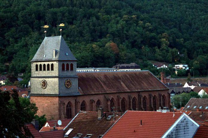 Prot. Kirche Lambrecht (Foto: Holger Knecht)