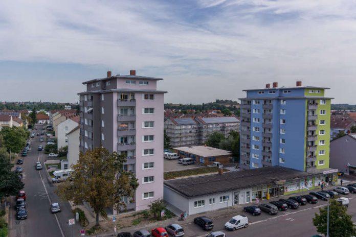 Spitalbach-/ Breslauer Straße (Foto: WBG Neustadt)